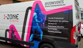 Vehículo - Izone