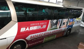 Vehículo - Basebus